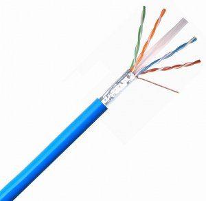 Cáp Mạng Cat6 FTP với tần số hoạt động 250 MHz