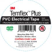 Băng keo điện PVC Temflex Plus 3M 2