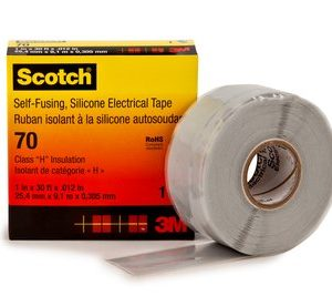 Băng keo Silicone Rubber Scotch® 70